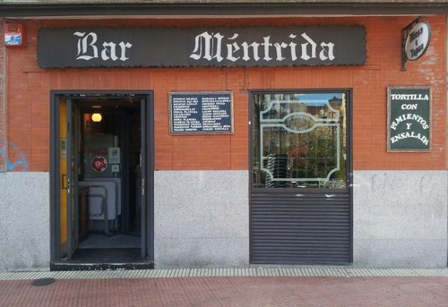 Bar Méntrida