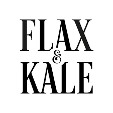 Flax and Kale logo